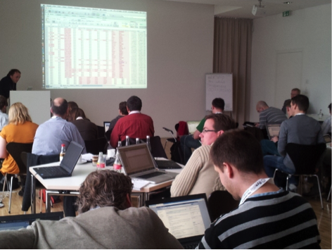 Cross Component Meeting 2014